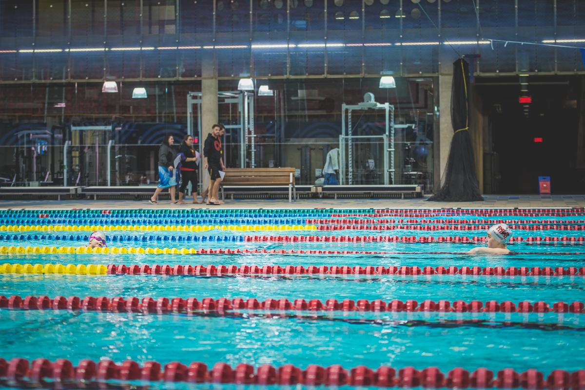 Piscine olympique de Montréal - 6 janvier 2018
