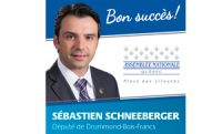 Député Sébastien Schneeberger