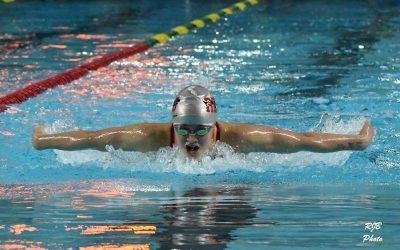Article du Journal L'Express – La nageuse Juliette Champigny qualifiée pour le Championnat canadien junior
