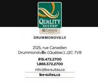 Quality suites Drummondville